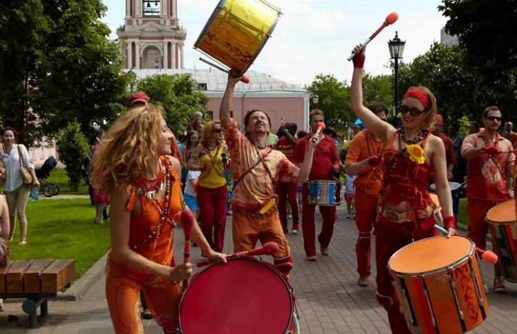 Лучшие события «Дня московских парков»
