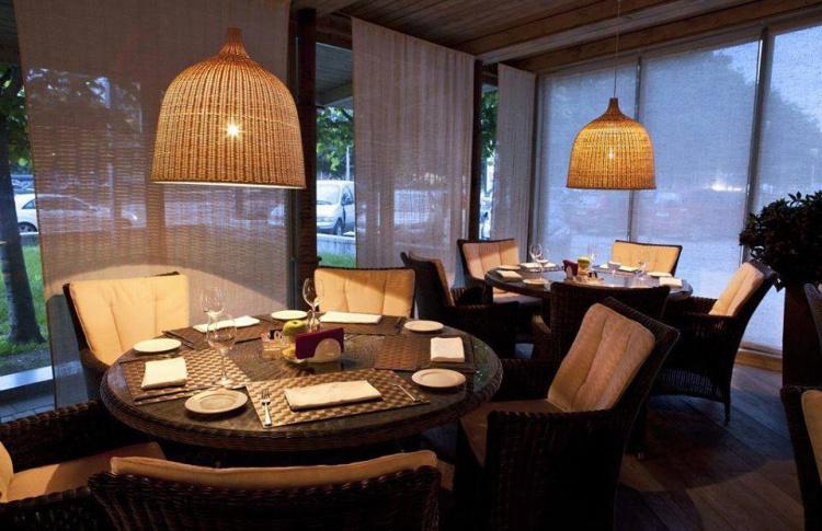 Летние веранды кафе и ресторанов Фото №435773