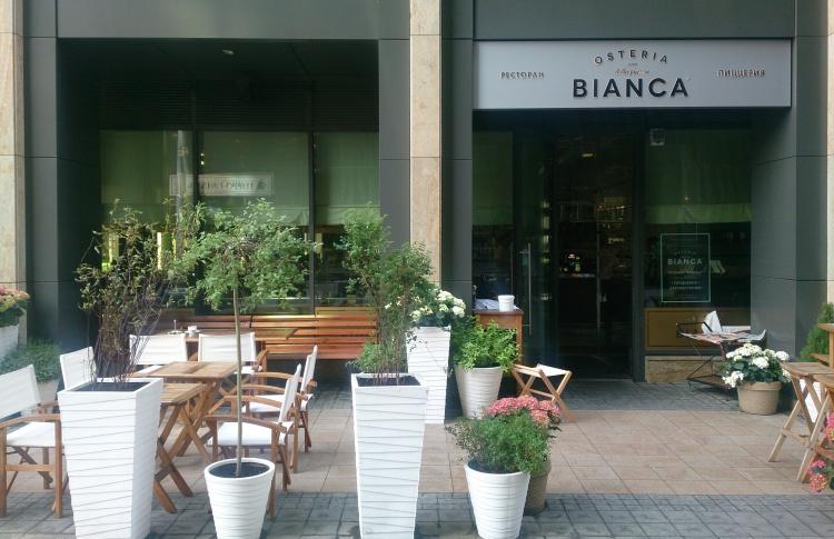 Летние веранды кафе и ресторанов Фото №435774