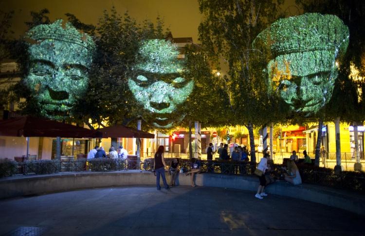 Уличное искусство и гибридные пространства