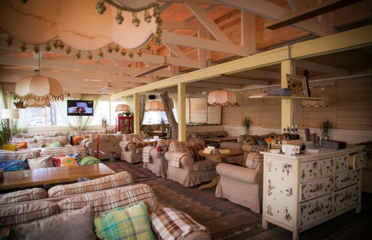 Летние веранды кафе и ресторанов Фото №435779