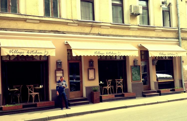 Летние веранды кафе и ресторанов Фото №435784