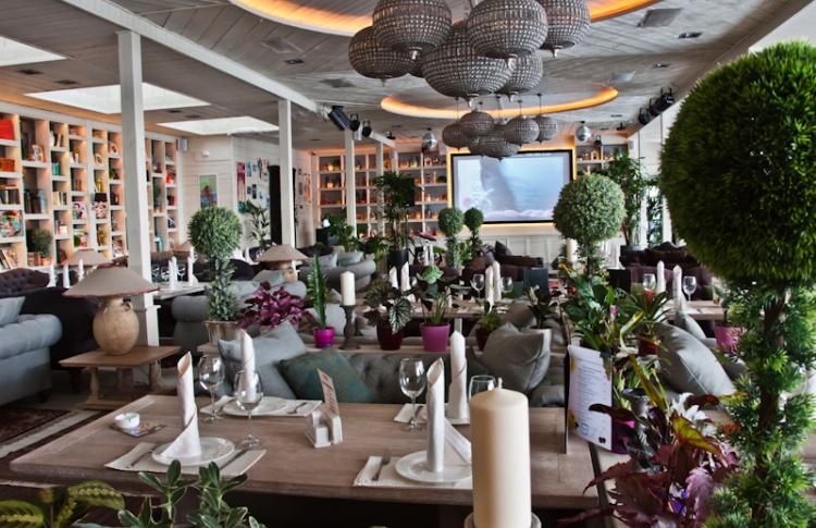 Летние веранды кафе и ресторанов Фото №435785