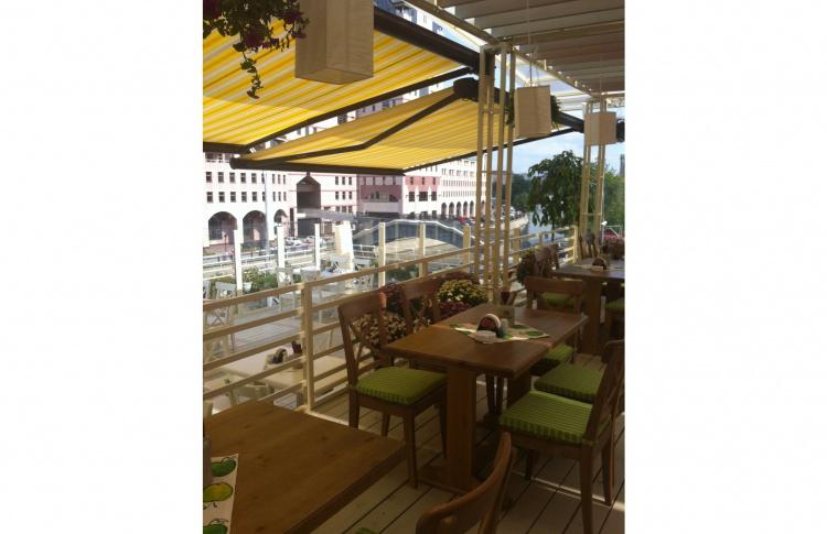 Летние веранды кафе и ресторанов Фото №435786