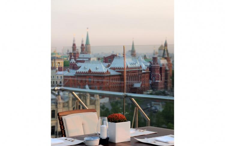 Летние веранды кафе и ресторанов Фото №435788