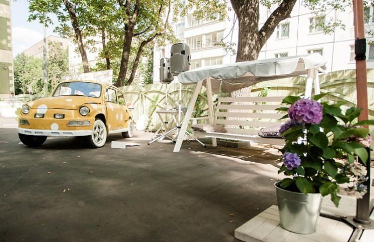 Летние веранды кафе и ресторанов Фото №435799