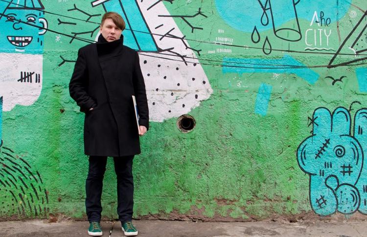 DJ Andrey Pushkarev