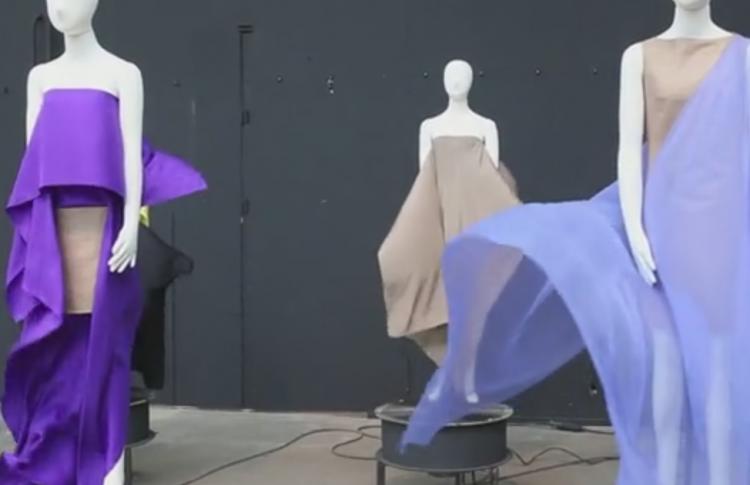 Интерактивная инсталляция Moebius' Travel Machine