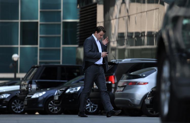 Парковка в районе «Москва-Сити» станет платной