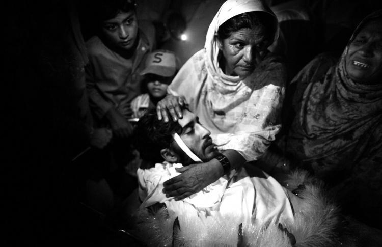 Выставка победителей международного конкурса FotoEvidence