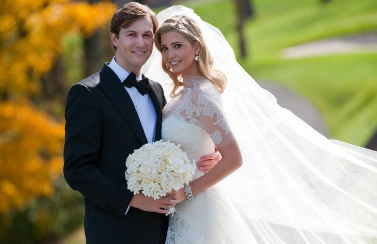 Самые красивые свадьбы последних лет Фото №436245