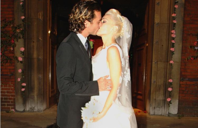 Самые красивые свадьбы последних лет Фото №436246