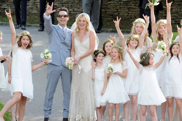 Самые красивые свадьбы последних лет