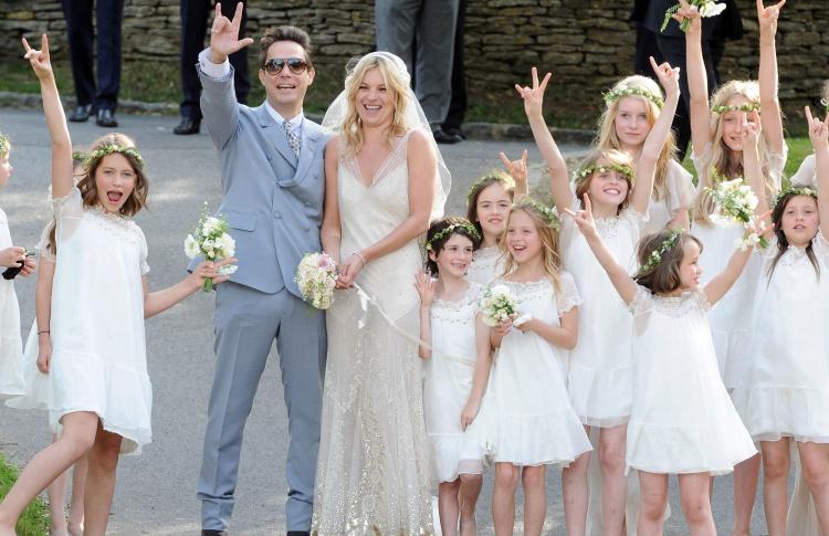 Самые красивые свадьбы последних лет Фото №436250