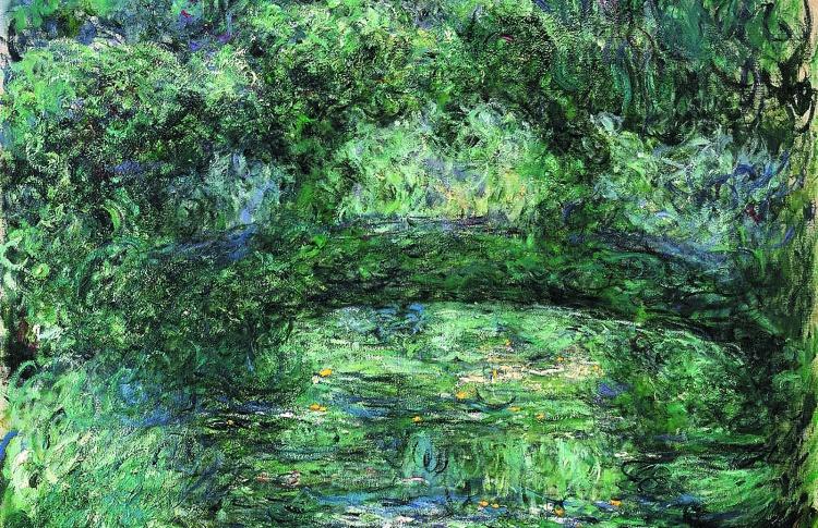 Клод Моне. Три пейзажа из Фонда Байелера