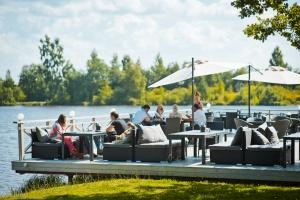 24 мая состоится открытие летнего сезона в  ресторане «Рыба на Даче»