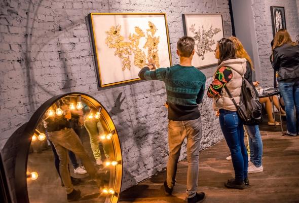 Галерея актуального искусства Russkol - Фото №1