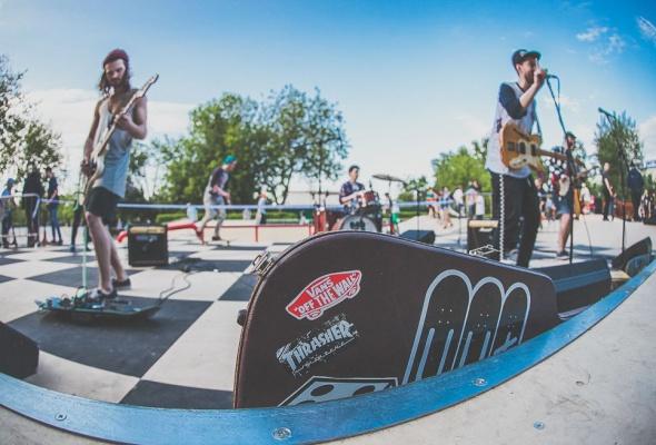 Скейтпарк Vans - Фото №2