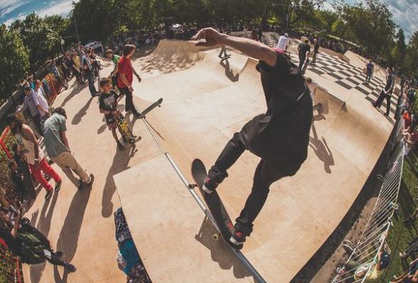Скейтпарк Vans - Фото №3