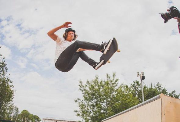 Скейтпарк Vans - Фото №1