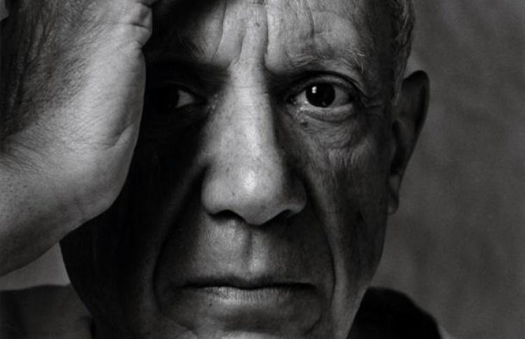 Арнольд Ньюман. Портрет в среде