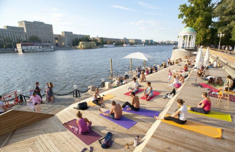 Лучшие парки Москвы: летнее обновление Фото №436434