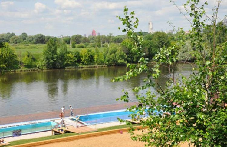 Лучшие парки Москвы: летнее обновление Фото №436435