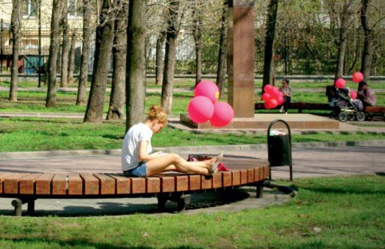 Лучшие парки Москвы: летнее обновление Фото №436436