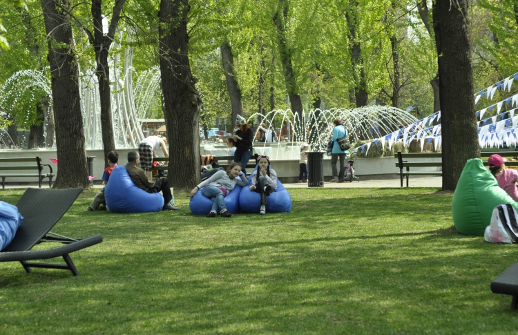 Лучшие парки Москвы: летнее обновление Фото №436466
