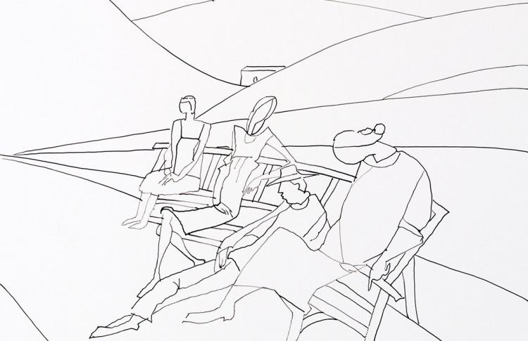 Борис Кочейшвили «Легкая графика»