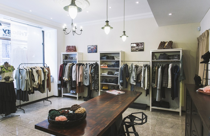 Trilogy store