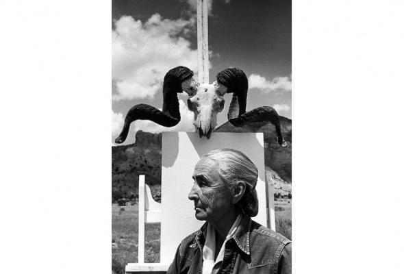 Арнольд Ньюман. Портреты и абстракции - Фото №5