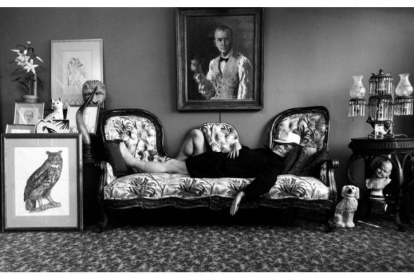 Арнольд Ньюман. Портреты и абстракции - Фото №6