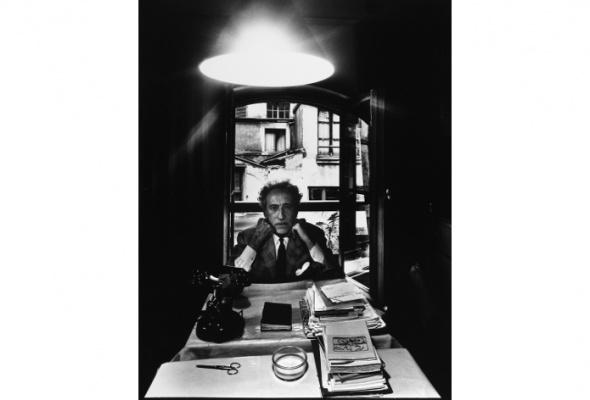 Арнольд Ньюман. Портреты и абстракции - Фото №7