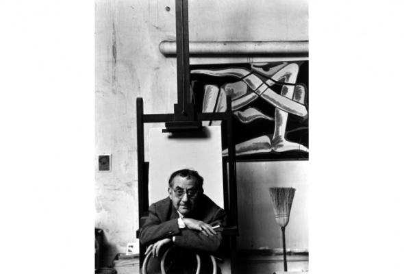 Арнольд Ньюман. Портреты и абстракции - Фото №8