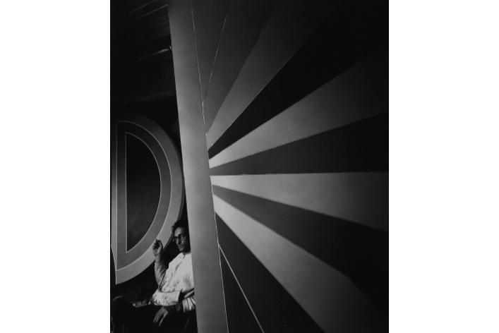 Арнольд Ньюман «Портреты и абстракции»