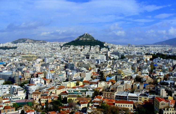 Афины: притягательная древность Фото №436725