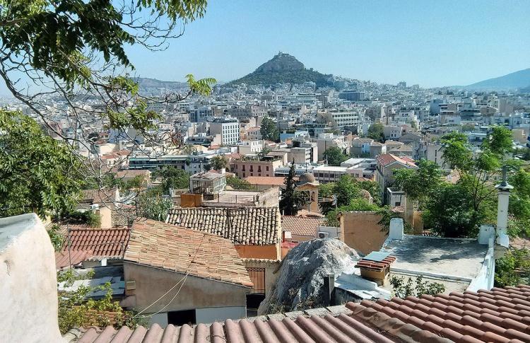 Афины: притягательная древность Фото №436727