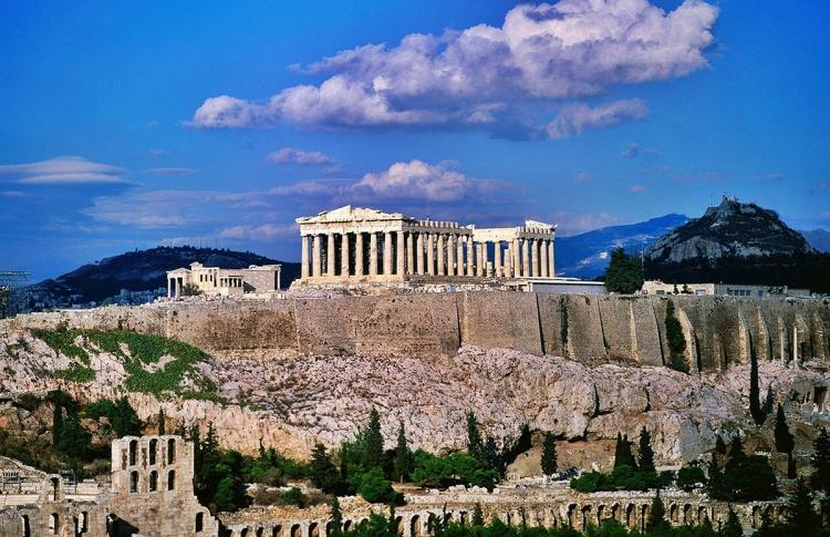 Афины: притягательная древность Фото №436730