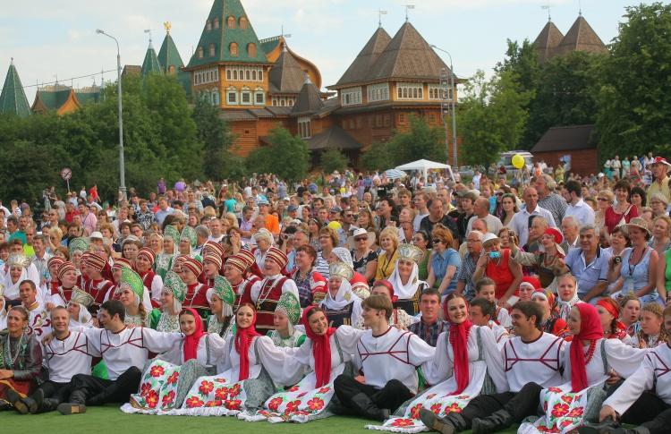 Фестиваль «Русское поле-2014»