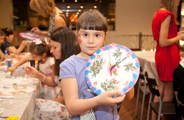Праздник детского творчества в галерее интерьеров «Твинстор»