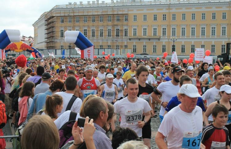 """XXV Международный марафон """"ERGO - Белые Ночи"""""""