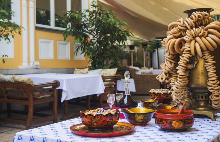 Летние веранды кафе и ресторанов Фото №436813