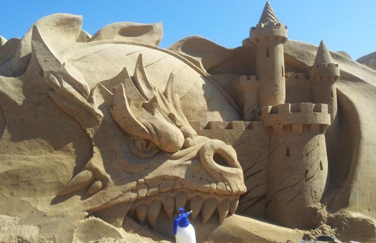 Песчаный замок: мировая коллекция