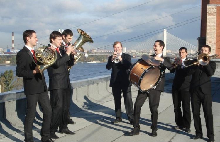 Духовой ансамбль Olympic Brass