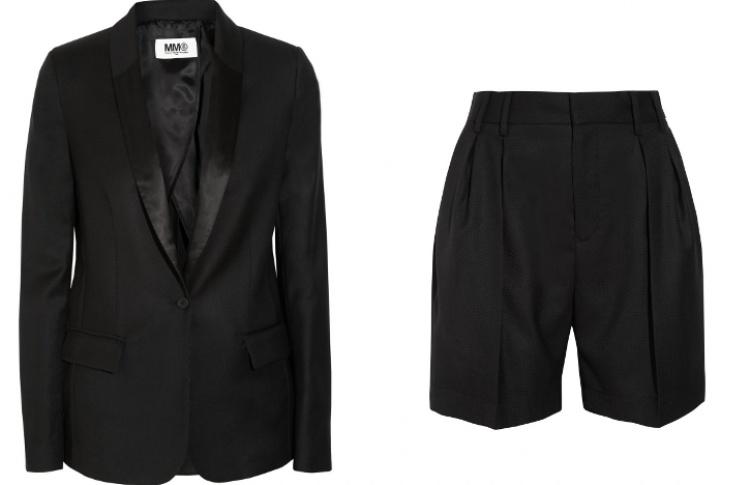 Костюм с шортами: 4 модных варианта Фото №437299