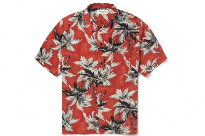 Тренд лета: гавайский принт