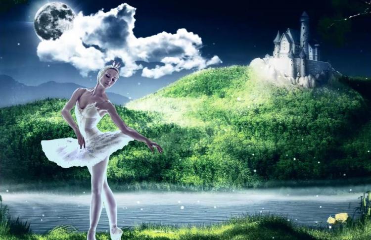 «Лебединое озеро» в формате 3D