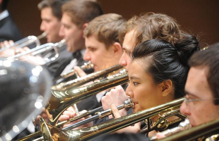 Симфонический оркестр консерватории Бард-колледжа