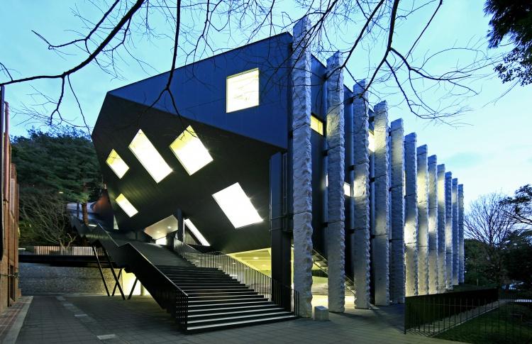Архитектура после катастрофы